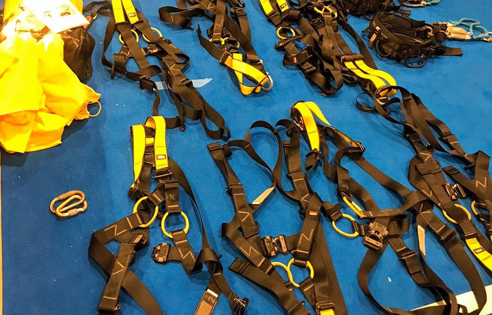 Thorough Examination of PPE Fall Protection Equipment jpg copy